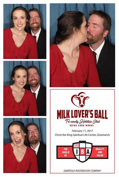 Milk Lover's Ball
