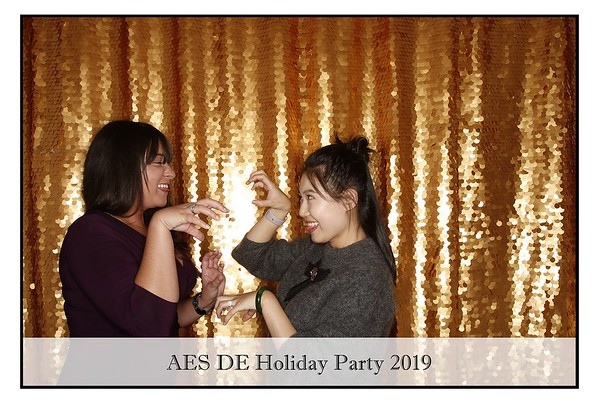 AES DE Holiday Party   12.13.19