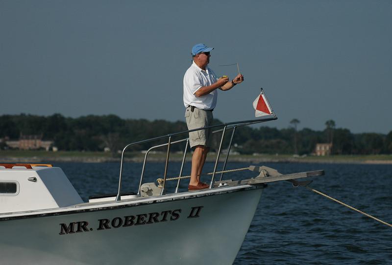 Rick Klein on Mr. Roberts