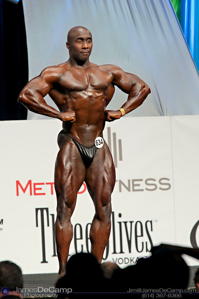 2012 Arnold Classic - Men's 90 Kg