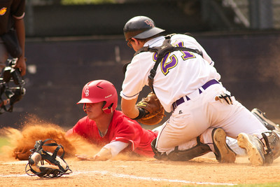 UNA Baseball vs. Christian Brothers April 14, 2012