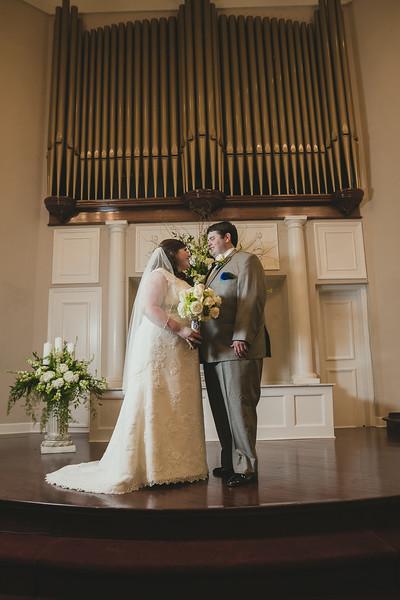 Wedding:  Lindsay & Justin (Cochran, GA)