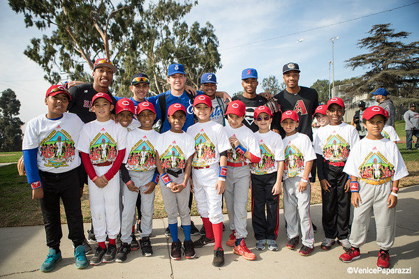2018 Hunter Greene Baseball Fest and Leadership Camp