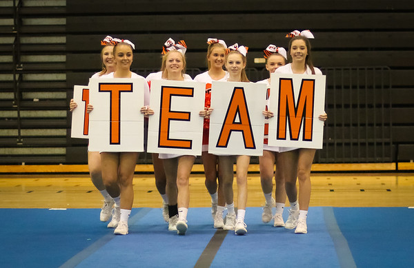 Cheer Showcase 2016 - JV
