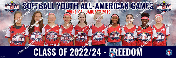 SY All American Games - Irvine Winter 2019