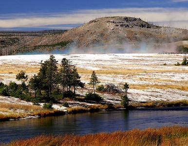 Grand Tetons and Yellowstone NP.