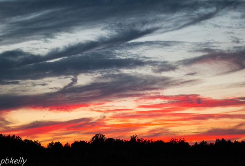 08/09.  Great Skies!