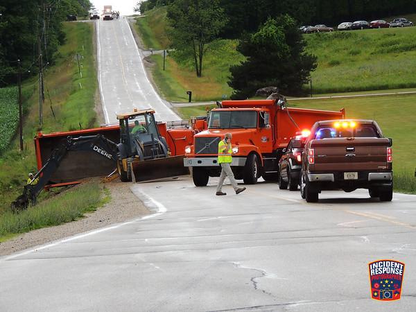 County Road J near Highway 67