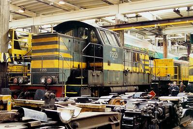 SNCB Class 73