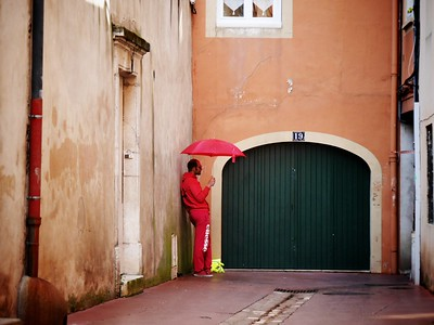 Street Life -- Rue de l'Oratoire