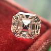 2.39ct Antique Asscher/Square Emerald Cut Diamond, GIA D/IF 33