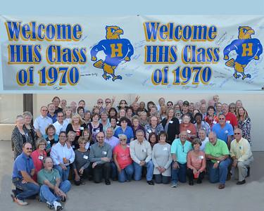 HHS Class of 1970 Reunion