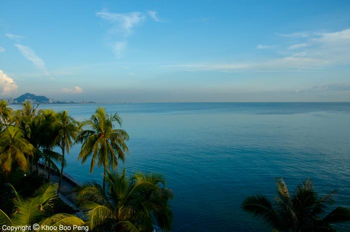 Straits of Malacca View, Penang