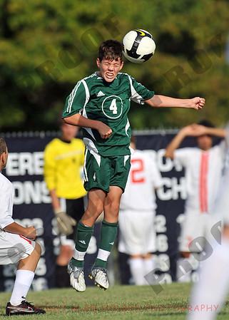 JV Soccer - Williamston at Mason - Aug 25