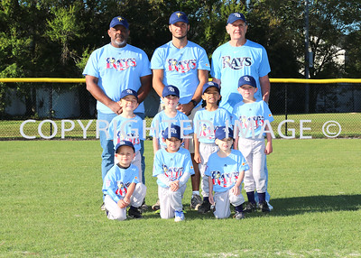 RAYS (T-BALL/BLUE)