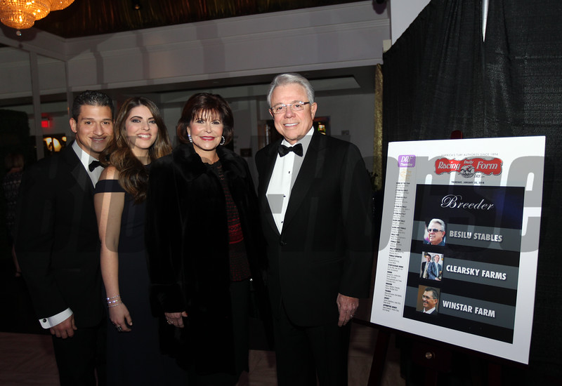 Benjamin Leon, Eclipse Awards, 2018 , Gulfstream Park