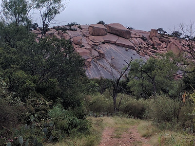 2016 September Enchanted Rock Campout