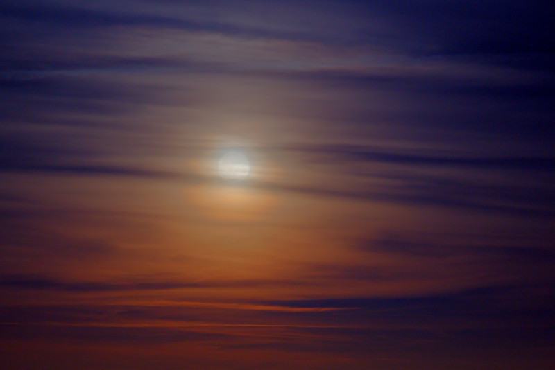 Full Misty Moon