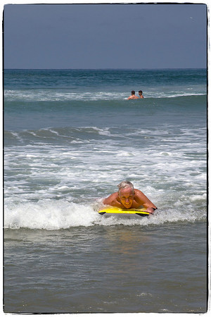 Mission Beach, 7-13