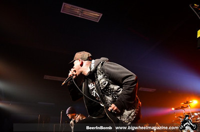 Musink 2014 - Tech N9NE - Transplants - and Rittz - at The Orange County Fairgrounds - Costa Mesa, CA - March 22, 2013