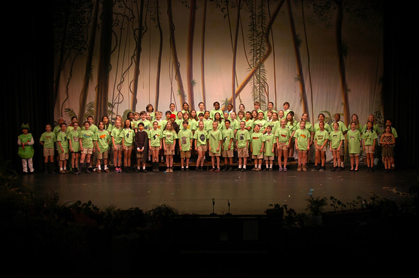Forest Fest Rehearsal