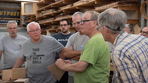 Apprenticeship:  Making Fine Furniture with Stephen Proctor