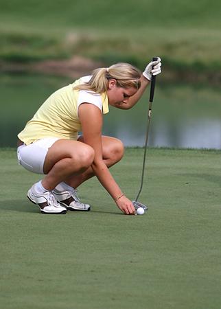 SNHS Girls Golf vs KV 2010