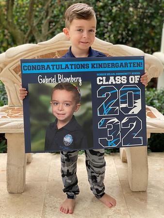 Kindergarten Graduation Lawn Signs
