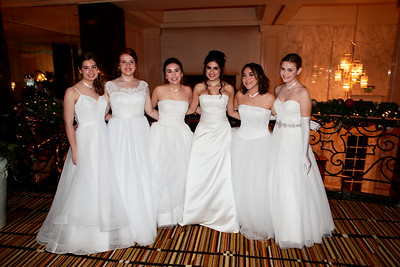 NCL Debutantes 'See Wonders' at 57th Ball