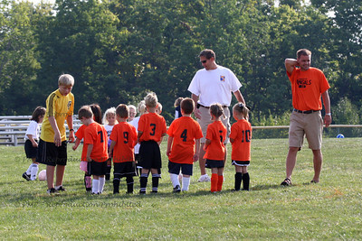 U6 - Orange vs. White