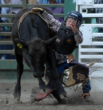 FORTUNA JUNIOR RODEO 2011