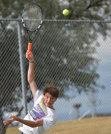 Mullinax Tennis Doubles