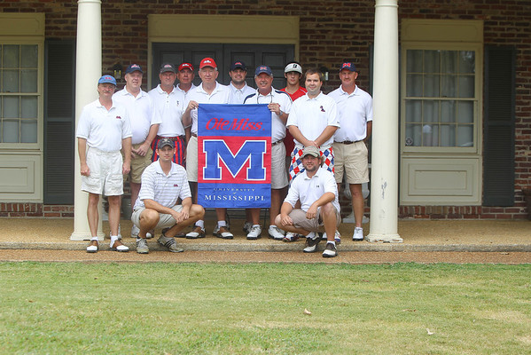 Iuka CC Ryder Cup 2012 Ole Miss vs Mississippi State