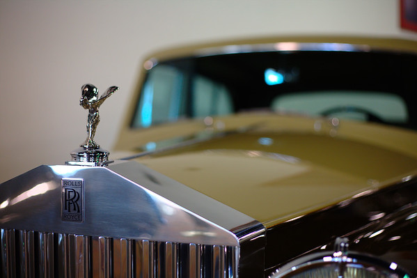 The Nethercutt Collection - Rolls Royce