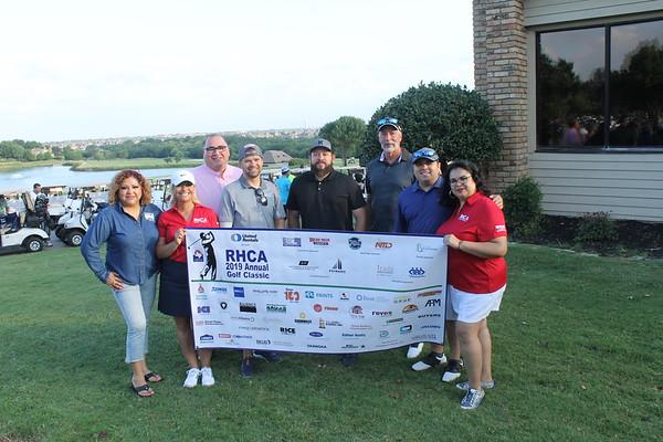 RHCA Golf Tournament Team Photos 07 01 19