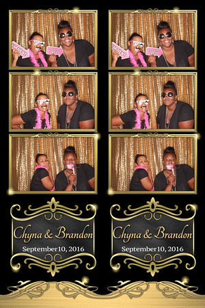 Chyna and Brandon Wedding