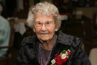 Vergie's 103rd Birthday