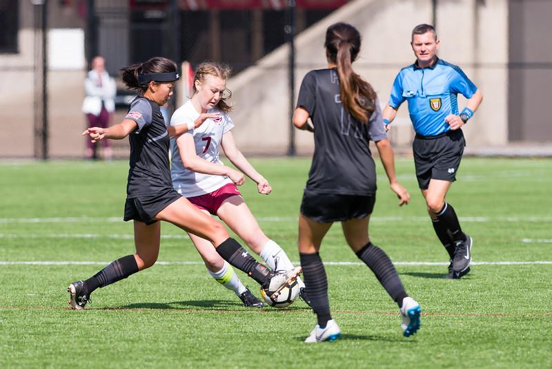 Women's Soccer: Willamette Bearcats vs Pacific Boxers