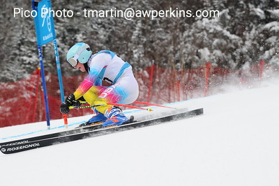 U16 Vt State SG Girls R1 at Stowe Feb 9 2018