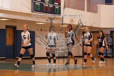 Varsity Girls Volleyball 16Dec13