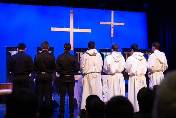 Priory Installation Mass 5-21-15