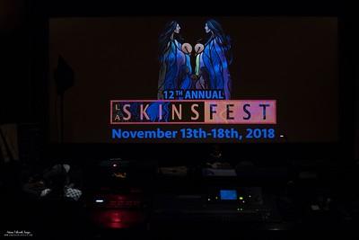 12th Annual L.A. Skins Fest 2018