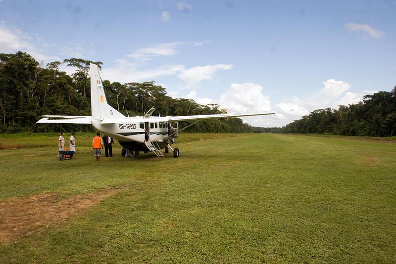 Boca Manu, Peru - Airstrip (2008-07-07).psd