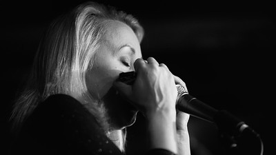 2016-05-12 Louise Hoffsten and Wentus Blues Band