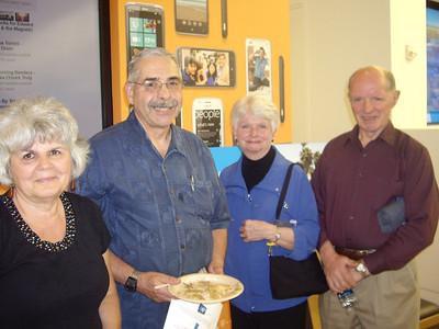 Volunteer Appreciation Party June 7th, 2012