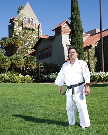 San Jose State Judo Team 2012