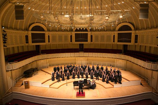7. Paducah Tilghman High School Concert Choir