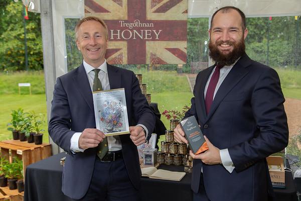 Bees for Development garden party 2019