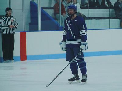 BHS Hockey vs Natick Feb 1, 12
