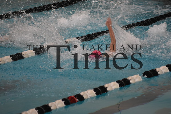 Boys' Swimming vs Tomahawk 12/11/18